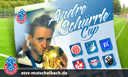Andre Schürrle Cup