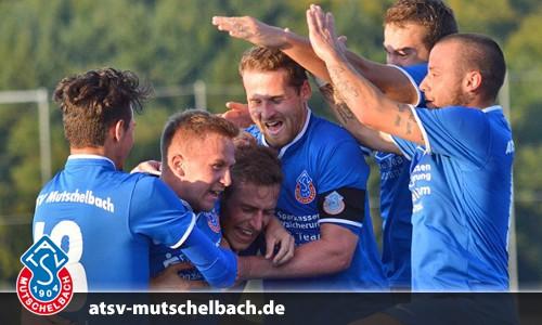 ATSV Mutschelbach I  – 1 FC Ersingen I  4:1 (0:1)